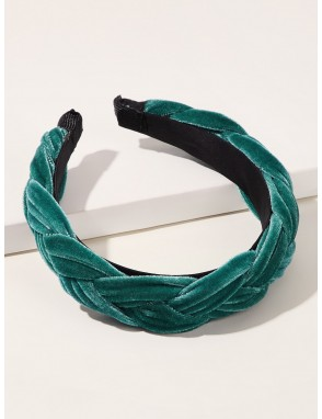Braided Padded Headband 1pc