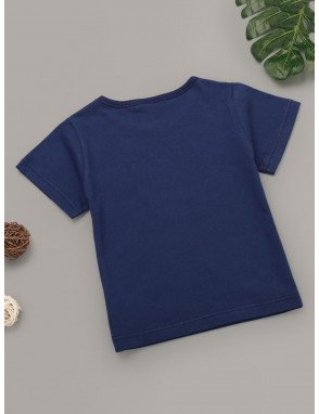 Toddler Boys Aircraft Print Tee